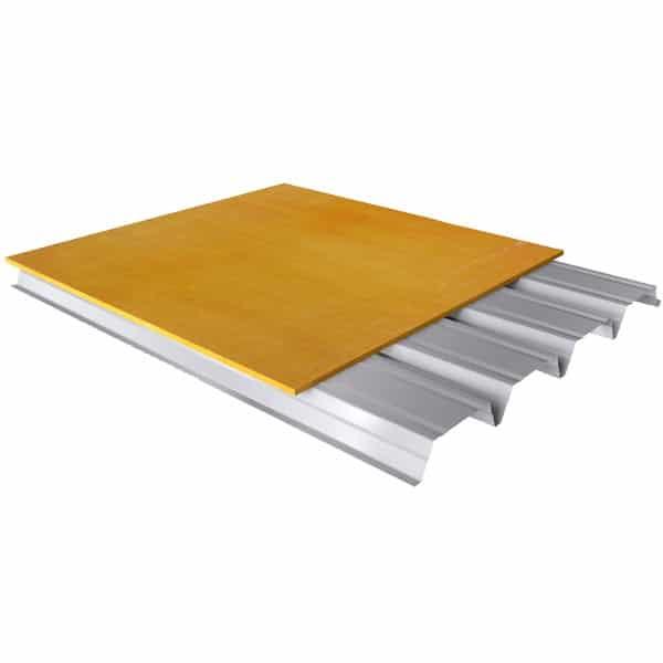 plancher-sec-enveloppe-metallique-du-batiment