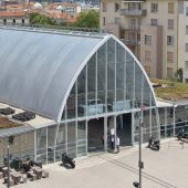Gare de Montpellier Saint-Roch (Juillet 2014)