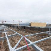 construction d'un CFA ˆ BrŽtigny sur orge