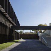 COSA + TANK ARCHITECTES LYCEE LEONARD DE VINCI SAINT GERMAIN EN LAYE